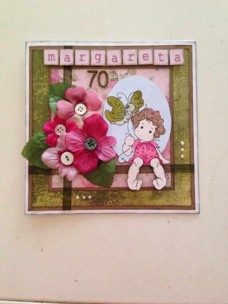 Födelsedagskort birthday card
