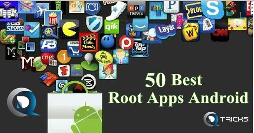 (50+) Top Best Root Apps (Best Apps For Rooted Android) - http://www.qdtricks.org/top-best-rooted-apps/