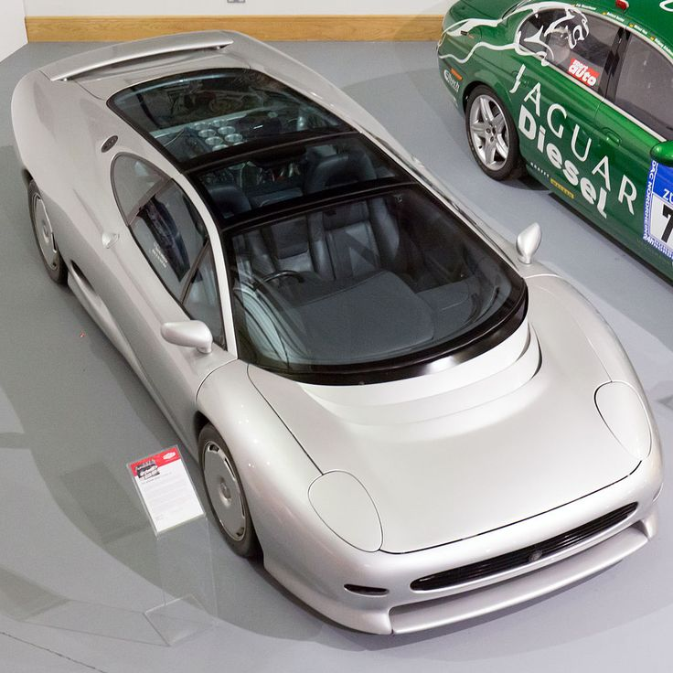 The Jaguar Is A Two Seater Supercar Produced By British Luxury Car  Manufacturer Jaguar From 1992 Until In Collaboration .