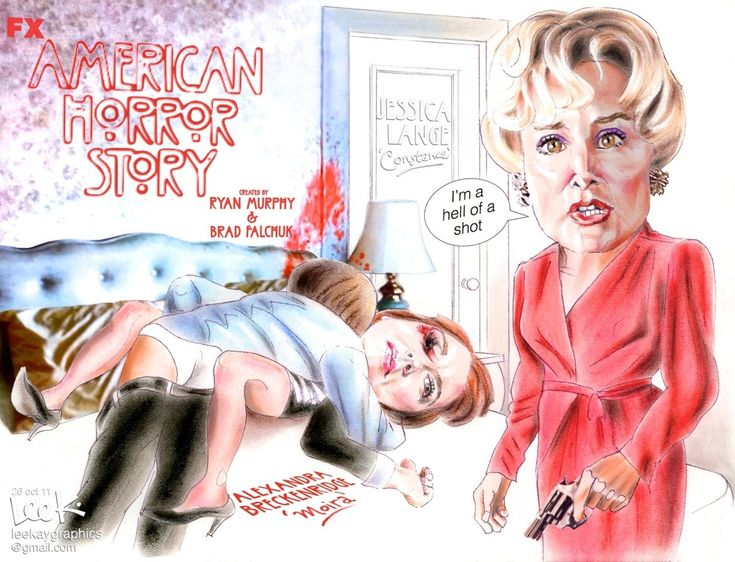 american horror history jesica lange