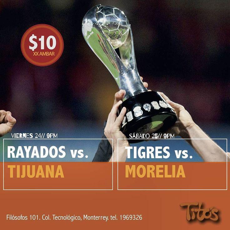 Las Mejores Alitas del Universo acompañadas de Dos Equis Ámbar #dosequis #rayados #tigres #Monterrey