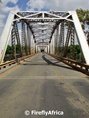 The Firefly Photo Files: General Hertzog Bridge