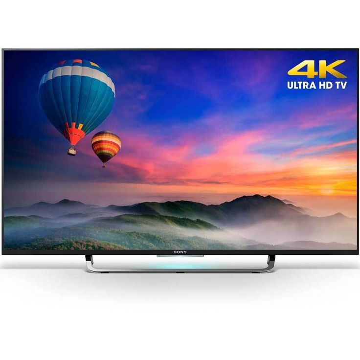 Sony XBR-43X830C - 43-Inch 4K Ultra HD Smart Android LED HDTV #Sony