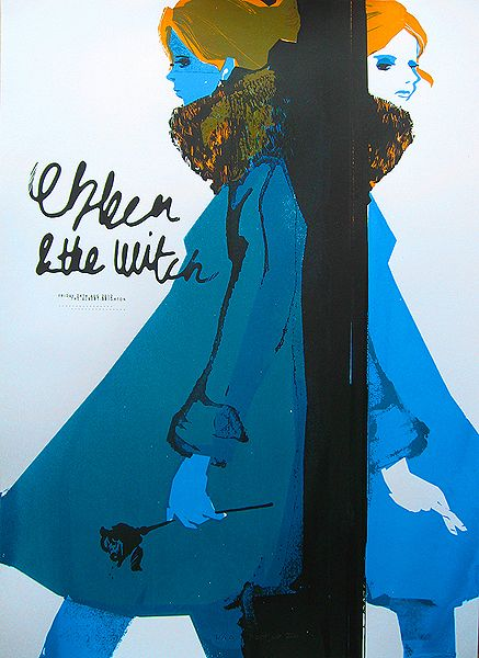 One of my favorite posters in a long time, GigPosters.com - Esben And The Witch by The Petting Zoo.