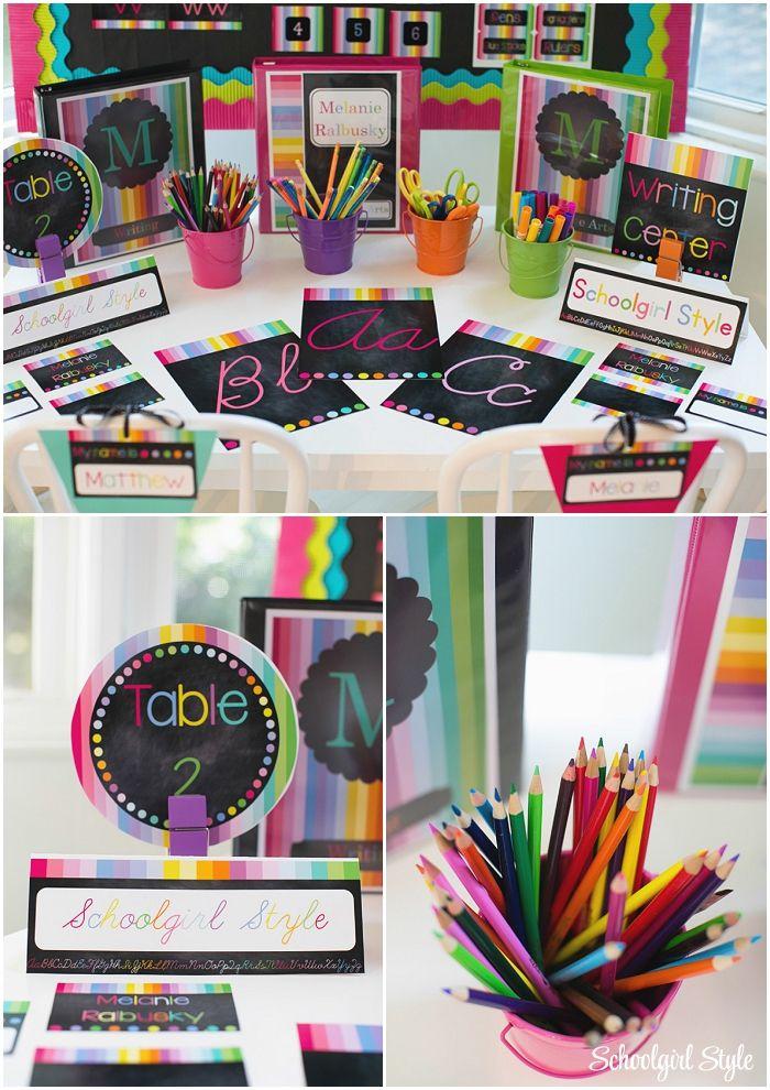 Classroom Chalkboard Decor : Best images about rainbow chalkboard on pinterest kid