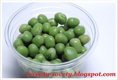 Копилочка Хозяюшки: Консервированный зеленый горошек на зиму. Рецепт.