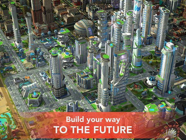 Image result for simcity cities of tomorrow layout