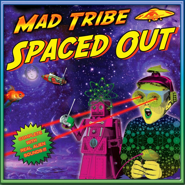 Released November 2015 on TIP MusicMad Tribe : Spaced Out Mad Tribe is the fantastic collaboration between Space Tribe & Mad Maxx !The Aural Drug was ingested....... the sacred gong unleashed the sound of a million wilderbeasts galloping accross the plains, dust raising,stomping, pulses that shatter the calm and propell our turbo thrusters into oblivion. This is music for the apocaplyse...where space curves & electrons tweak neutrons. . . .  this is music for the countdown of evolution, a…