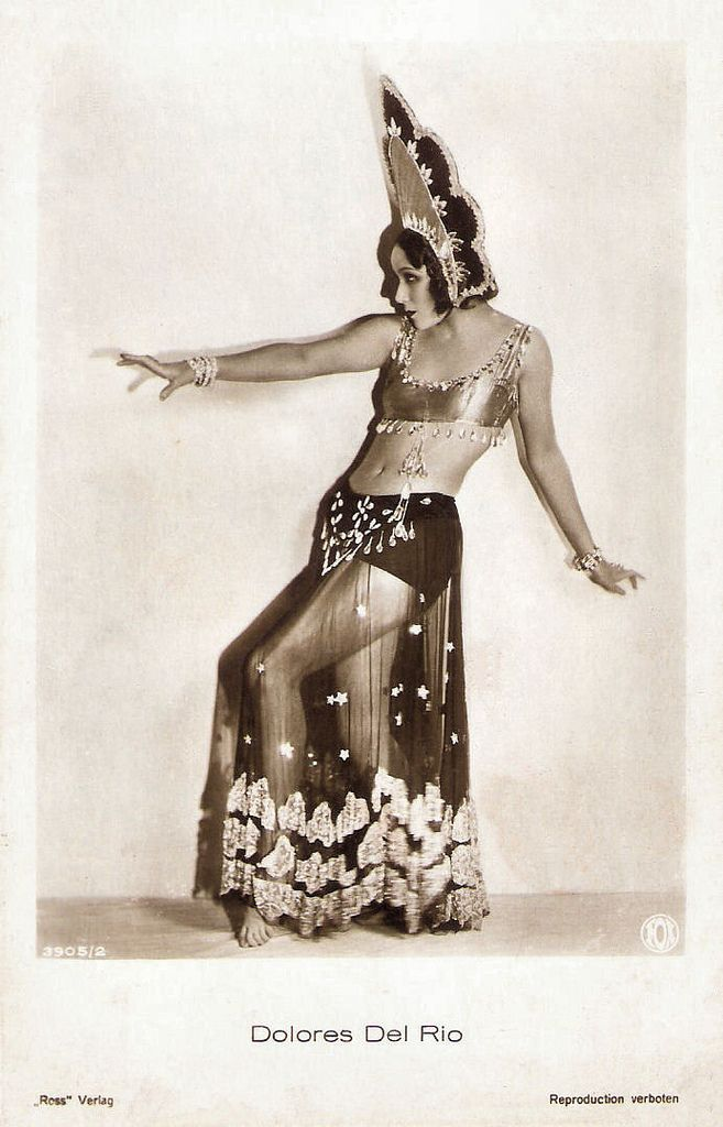 Dolores del Rio in The Red Dance (1928) | Flickr - Photo Sharing!