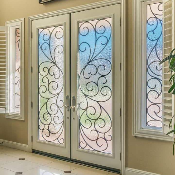 Your Door Our Glass Glass Door Inserts 951 296 0429 Your Door Our Glass Specializes In Decorative Door Glass Decorative Door Glass Door Cost Glass Decor