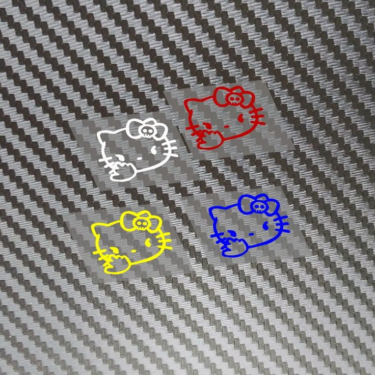 Hello Kitty Car Stickers //Price: $7.99 & FREE Shipping // World of Hello Kitty http://worldofhellokitty.com/waterproof-reflective-type-car-stickers-motorcycle-stickers-decals-hello-kitty-bumper-stickers-for-car-accessories-car-styling/    #hellokitty