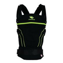 Manduca Baby Carrier Organic Blackline - Green