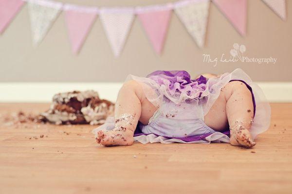 Smash Cake ; )
