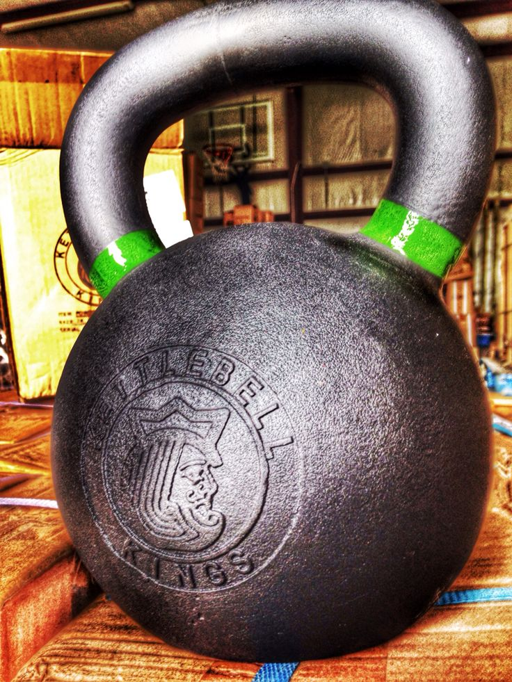 24KG #kettlebell looking fresh