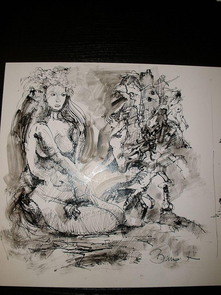 Konrad Biro Art - álom
