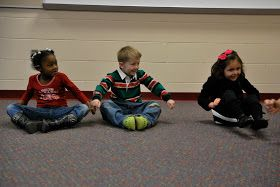 PreKandKSharing: DANCING THROUGHOUT THE DAY Part 2: A Circle Time Dance Activity