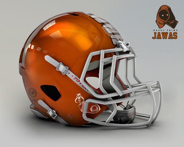 STAR WARS. American Football League. on Behance
