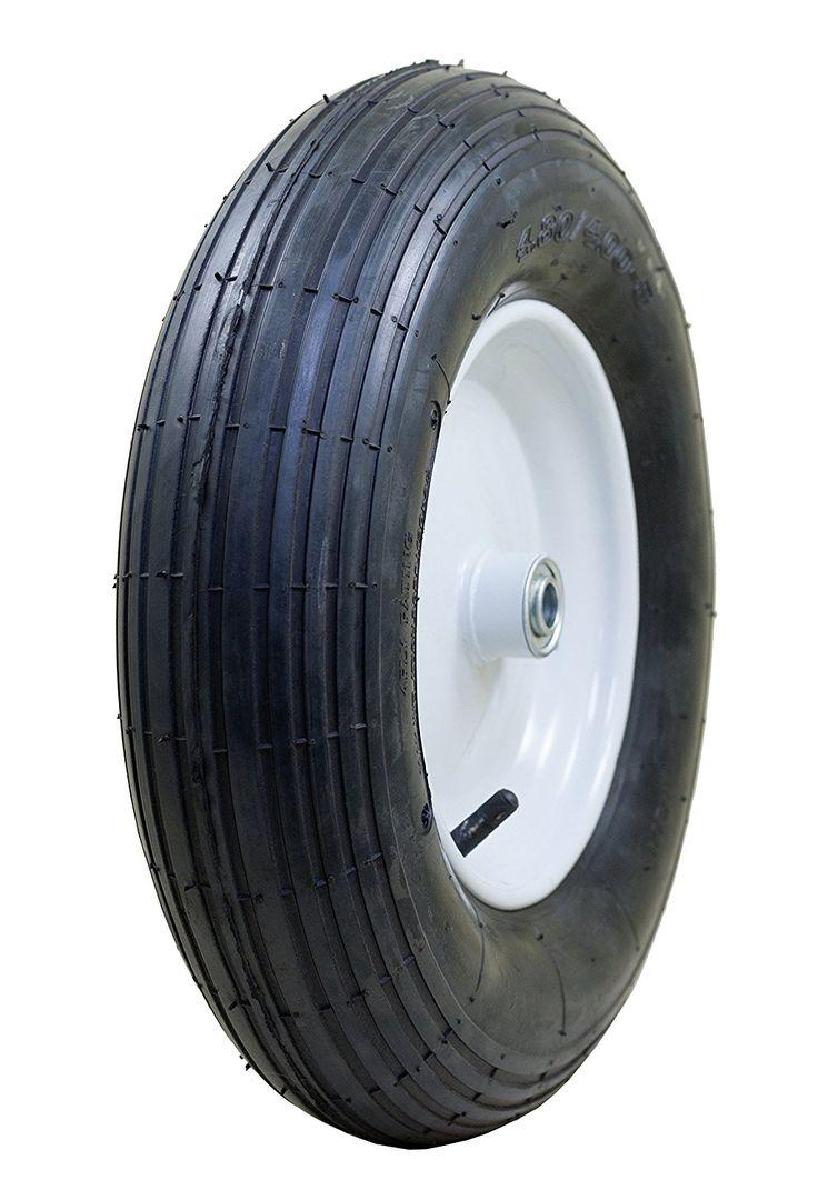 yard cart wheels