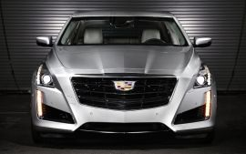 2015 Cadillac CTS Coupe Price and Release Date Image
