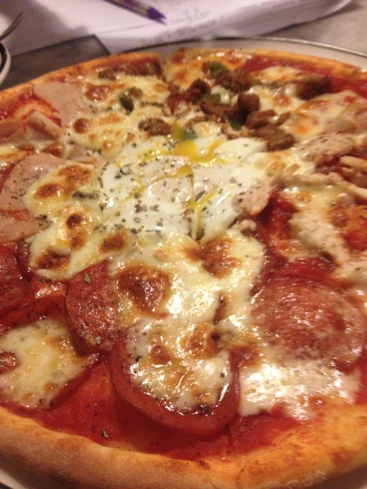 Mad for Pizza  @PizzaExpress (ex pizza marzano)