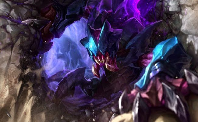 Sexuality is an important part of monstrosity, and #LeagueOfLegends breaks with its traditional depiction of female monsters with this beast. #games #videogames