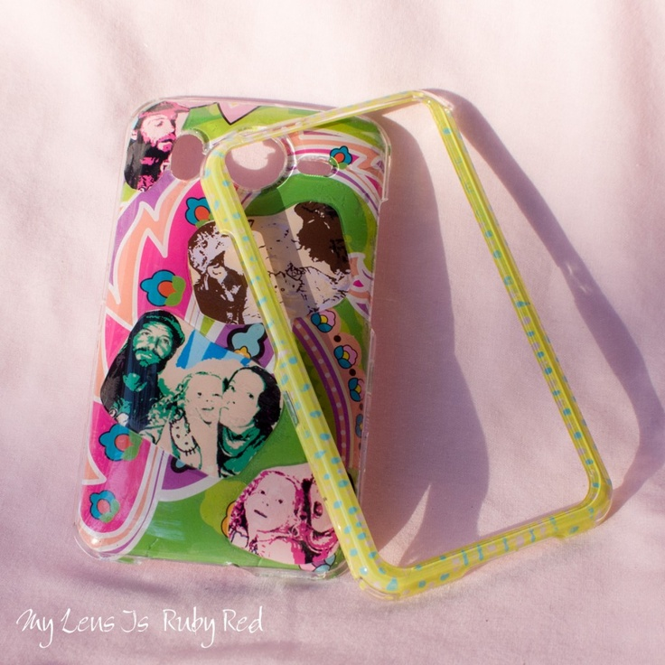 Mod Podge Android Phone Cover