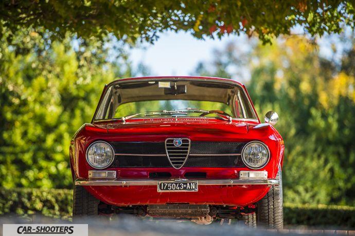 Alfa Romeo Giulia GT Junior frontale