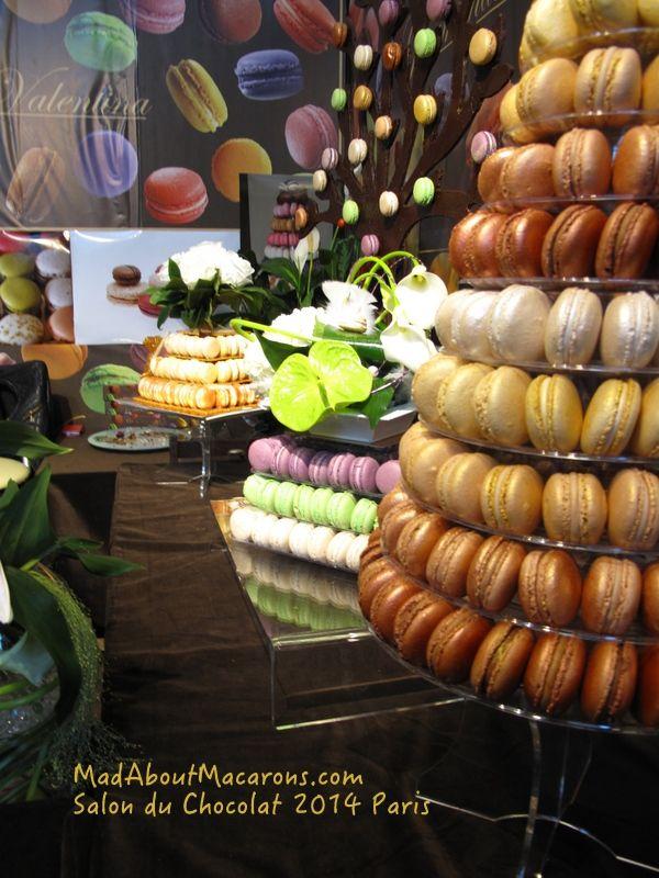 macaron-displays-salon-du-chocolat-Paris