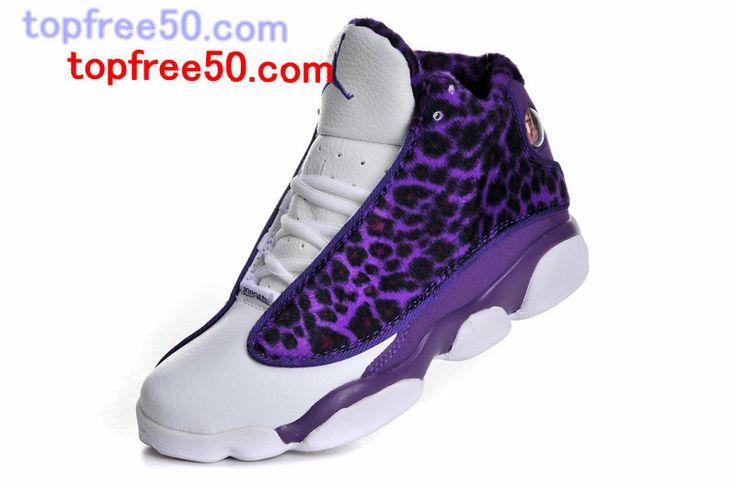 Purple leopard print jackets   Air Jordan 13 Leopard ...  Purple leopard ...