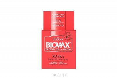BIOVAX Maseczka olej z opuncji & mango 250 ML