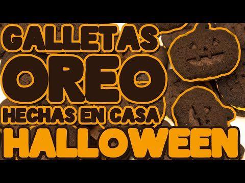 Galletas Oreo caseras | paso a paso - YouTube #glutenfree
