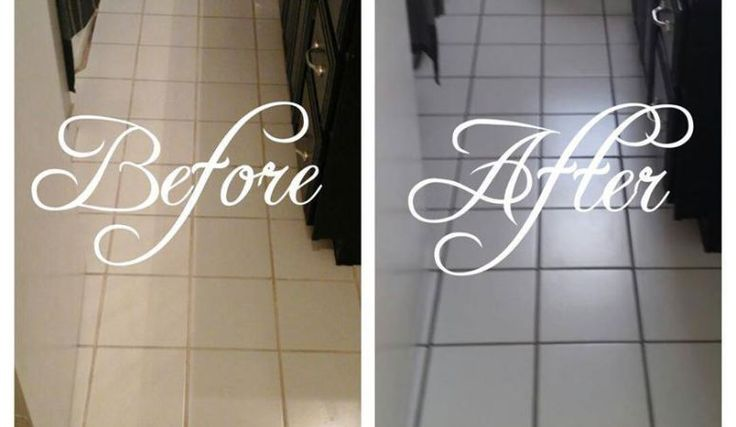 How To Recolor Grout Without Regrouting Colors The O