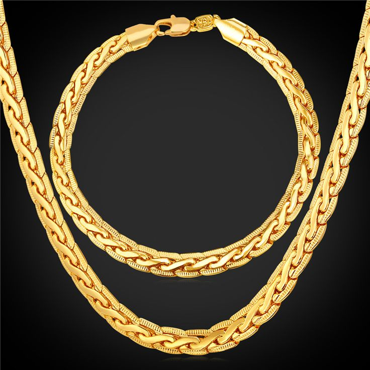 Find More Jewelry Sets Information about Bracelet And Necklace Set Men Chain Men Costume Jewelry Trendy Gold Plated Dubai Jewelry Sets NH228,High Quality dubai jewelry,China bracelet and necklace Suppliers, Cheap dubai jewelry sets from Magic Cube Jewelry (Quality Items) on Aliexpress.com
