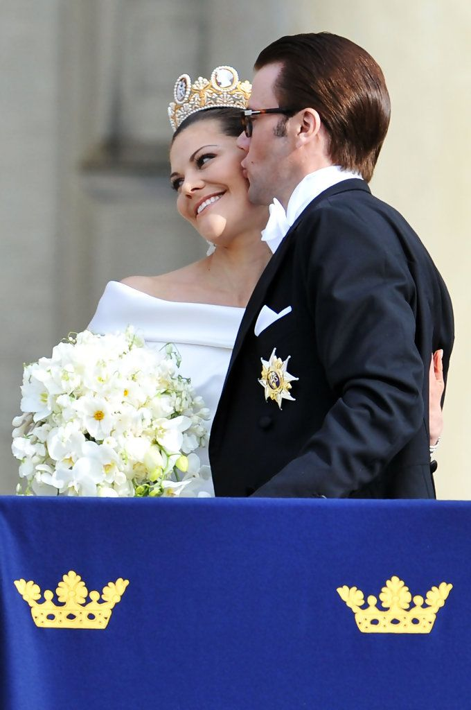 Princess Victoria - Wedding Of Swedish Crown Princess Victoria & Daniel Westling - Cortege