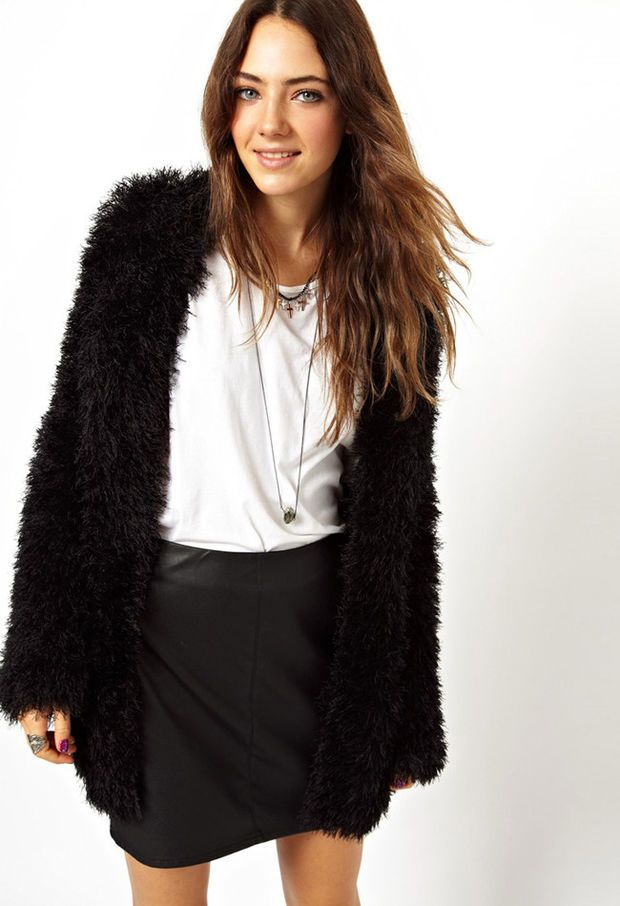 37 Best Fuzzy Sweater Images On Pinterest Cardigans