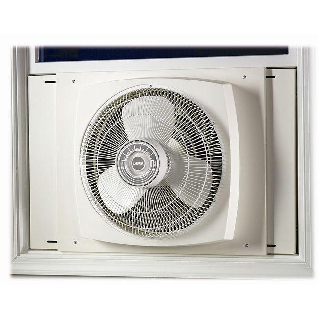 Lasko 16-inch Reversible Window Fan 2155A