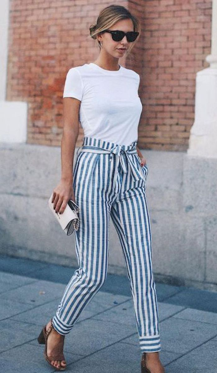 7503ec84d93 Simple summer outfits ideas to copy right now (23)