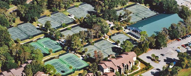 hilton head tennis resort