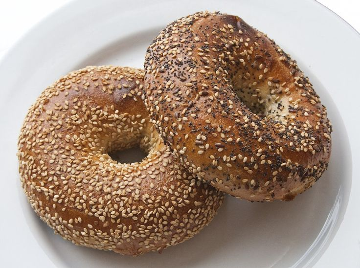 Love bagels? Consider giving them out as party favors at your next event!  #bagels #bagelthat
