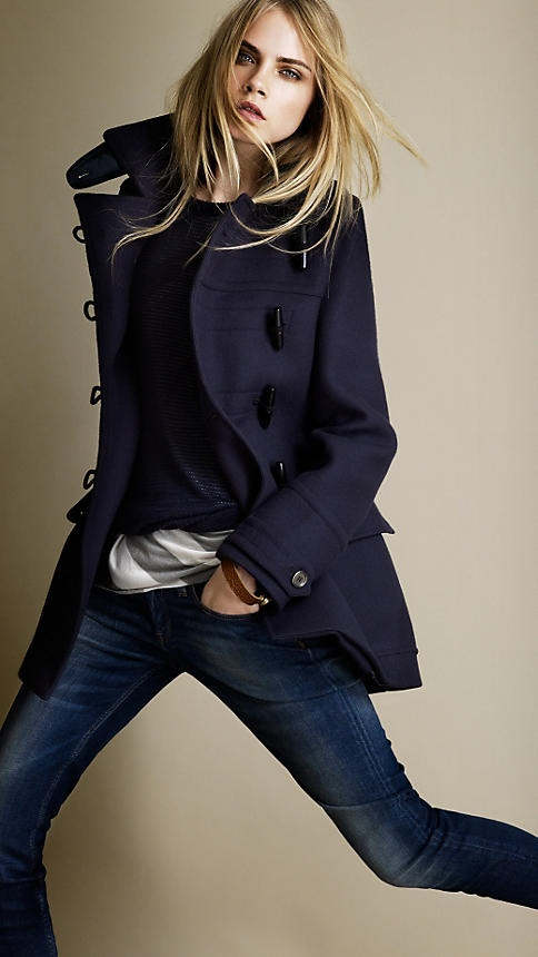 16 best DUFFLE COAT images on Pinterest | Duffle coat, Winter ...