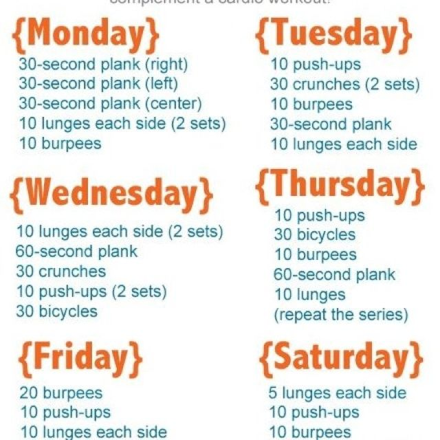 39 best Exercise images on Pinterest