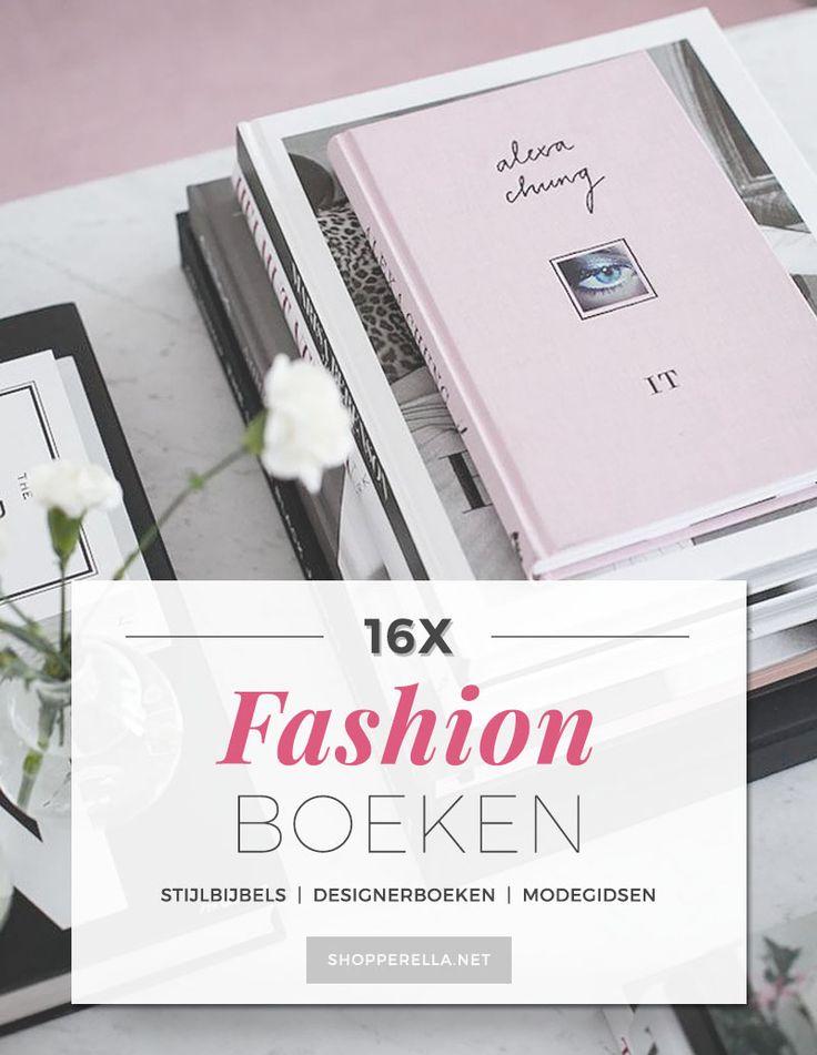 16X Fashion boeken die iedere modeliefhebber in de kast wil hebben (of op de koffietafel) | De mooiste stijlbijbels, modeboeken, designer boeken en modegidsen op een rij