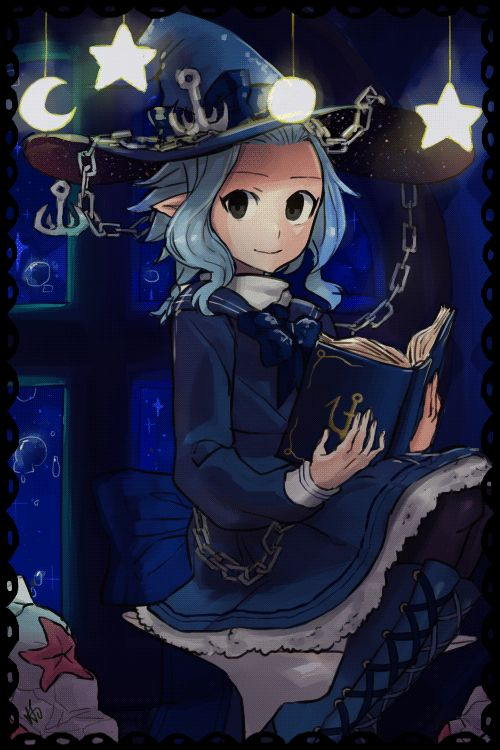 Fairy Tail - Levy McGarden