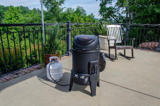 Amazon.com: Char-Broil The Big Easy TRU-infrarrojo Fumador asador y parrilla: ollas a presión eléctricas: Cocina y comedor