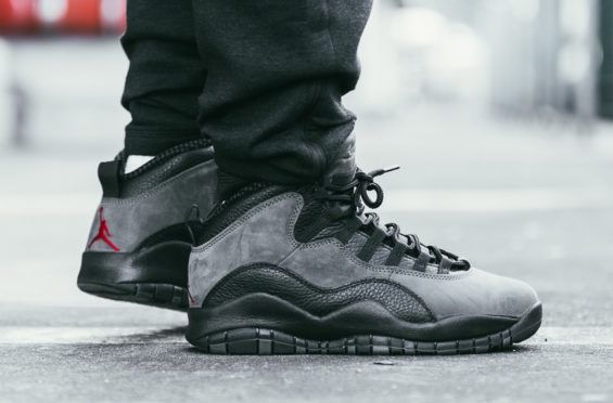 official photos dfb9f abfaf Are You Waiting For The Air Jordan 10 Dark Shadow  Inspired by the original  1994