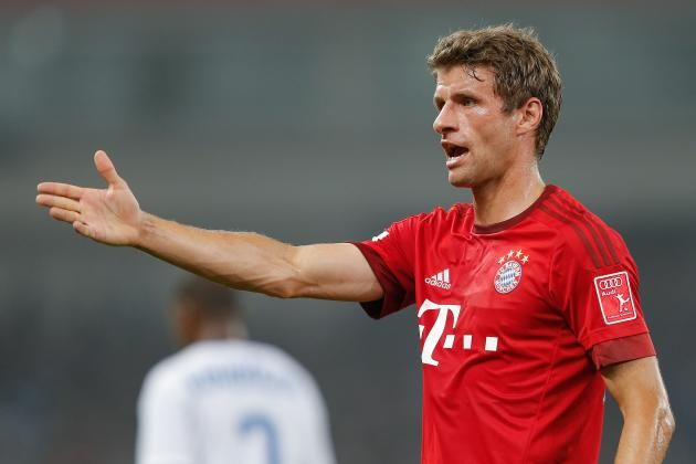 Manchester United Transfer News: Thomas Muller Deal Ordered Latest Rumours