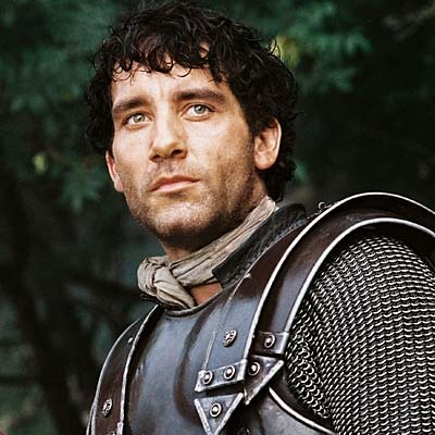 Clive Owen in King Arthur, like like like!