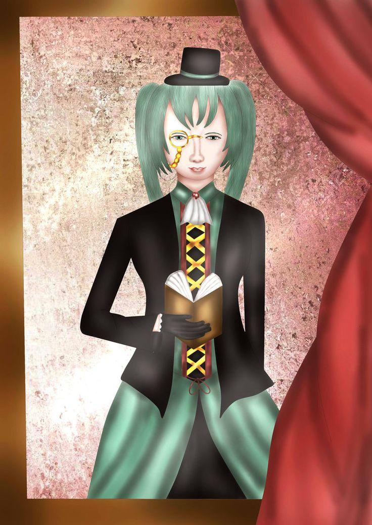 Aristocrat Miku