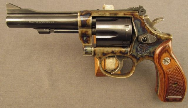 S&W Model 15-8 Lew Horton Heritage Series Revolver | Smith ...