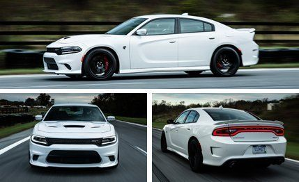 2015 Dodge Charger SRT Hellcat First Drive – Review – Car and Driver
